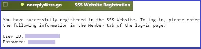SSS-registration-online