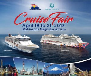 Cruise Fair in Manila: Avail of Discounted Rates with Dream Cruises
