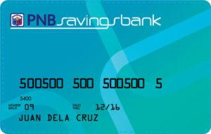 PNB-card