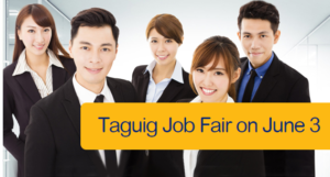BDO Job Fair on June 3 in Taguig City