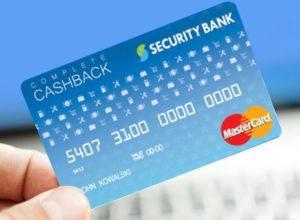 security-bank-credit-card