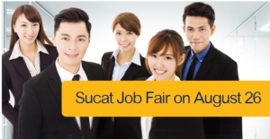 BDO Job Fair in Sucat – August 26