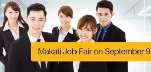 BDO Job Fair in Makati – September 9