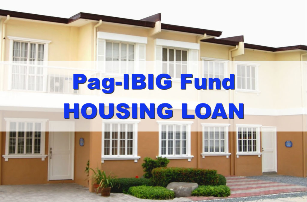 PAG-IBIG-fund-housing-loan