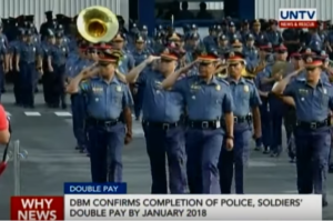 From P14,834, PO1 Salary will be increased to P29,668 after salary adjustments