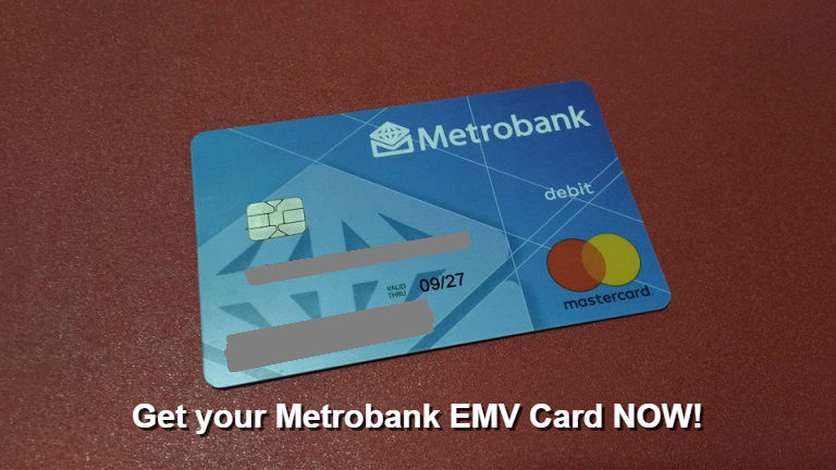 how to use credit card points in metrobank