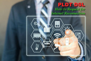How to Request for PLDT DSL Internet Reconnection - Para sa