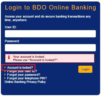 bdo-online-banking