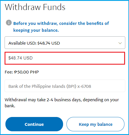 How to Withdraw Money from Paypal Account plus FAQs about Paypal