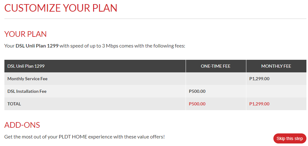 pldt-dsl-online-application