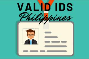 list of valid id